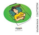 illustration activities...   Shutterstock .eps vector #1162730704