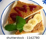 peanutbutter   jelly and... | Shutterstock . vector #1162780