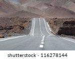Road In Atacama Desert  Chile
