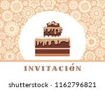 color card. invitation to a... | Shutterstock .eps vector #1162796821
