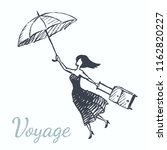 voyage  lifestyle concept... | Shutterstock .eps vector #1162820227