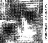 black and white grunge pattern... | Shutterstock . vector #1162835497