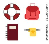 set of 4 vector icons such as... | Shutterstock .eps vector #1162902844