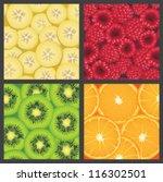 vector illustration of orange... | Shutterstock .eps vector #116302501