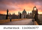 panorama view of magnificent... | Shutterstock . vector #1163063077