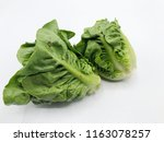 butter head lettuce  salad... | Shutterstock . vector #1163078257