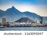 rio de janeiro  brazil  ...   Shutterstock . vector #1163093047