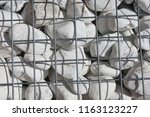 close up outdoor view of a... | Shutterstock . vector #1163123227