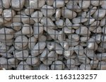close up outdoor view of a... | Shutterstock . vector #1163123257
