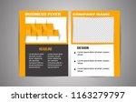 drafting vector design for... | Shutterstock .eps vector #1163279797