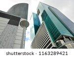 miami florida october 29 ... | Shutterstock . vector #1163289421