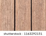 backdrop made of three wooden... | Shutterstock . vector #1163292151