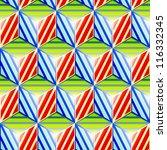 seamless mosaic pattern.   Shutterstock .eps vector #116332345