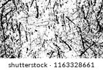 cartoon distressed black and... | Shutterstock .eps vector #1163328661