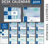 Desk Calendar Template For 201...