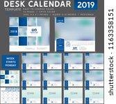 Desk Calendar Template For 201...