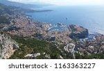 cap d'ail  europe   Shutterstock . vector #1163363227