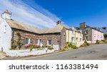 Colorful Cottagesl In St David...