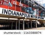 indianapolis   circa august...   Shutterstock . vector #1163388874