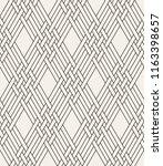 vector seamless pattern. modern ... | Shutterstock .eps vector #1163398657