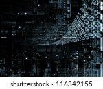 deep networking series.... | Shutterstock . vector #116342155