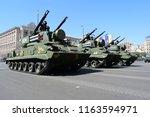 kyiv  ukraine   august 24  2018 ... | Shutterstock . vector #1163594971