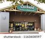 san leandro  ca   august 24 ... | Shutterstock . vector #1163608597