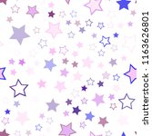 seamless vector repetitive... | Shutterstock .eps vector #1163626801