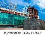 manchester  uk   may 19 2018 ... | Shutterstock . vector #1163647684