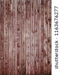 old wooden timber texture fence ... | Shutterstock . vector #1163676277