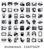 appliances,black,camera,clip art,communication,computer,configuration,drive,electrical,electronics,equipment,flash,game,game pad,gray