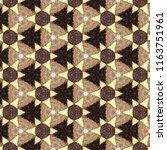 pattern background geometric   Shutterstock . vector #1163751961