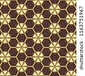 pattern background geometric   Shutterstock . vector #1163751967