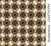 pattern background geometric | Shutterstock . vector #1163751994