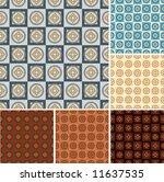 abstract seamless design....   Shutterstock .eps vector #11637535