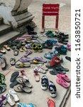 mandalay. myanmar. 01.29.13.... | Shutterstock . vector #1163850721