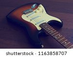 Electric Guitar Stratocaster...