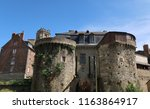 rennes  france   june 27  2018  ... | Shutterstock . vector #1163864917