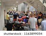 manchester   uk   25 august... | Shutterstock . vector #1163899054