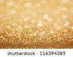 Golden Glitter Christmas...