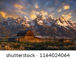 John Moulton Barn  Grand Teton...
