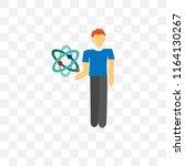 it specialist vector icon...   Shutterstock .eps vector #1164130267
