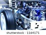 internal working of a hybrid car   Shutterstock . vector #1164171