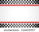 racing red background  vector... | Shutterstock .eps vector #116423557