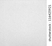 striped white paper | Shutterstock . vector #116425921