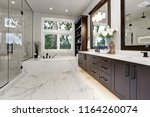 Master Modern Bathroom Interio...