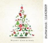 Beautiful Xmas Tree For Merry...
