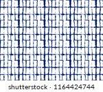 geo pattern  japanese kimono... | Shutterstock .eps vector #1164424744