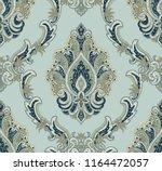 Seamless Pattern   Paisley Style