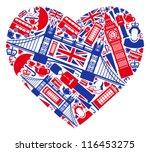 traditional symbols of london...